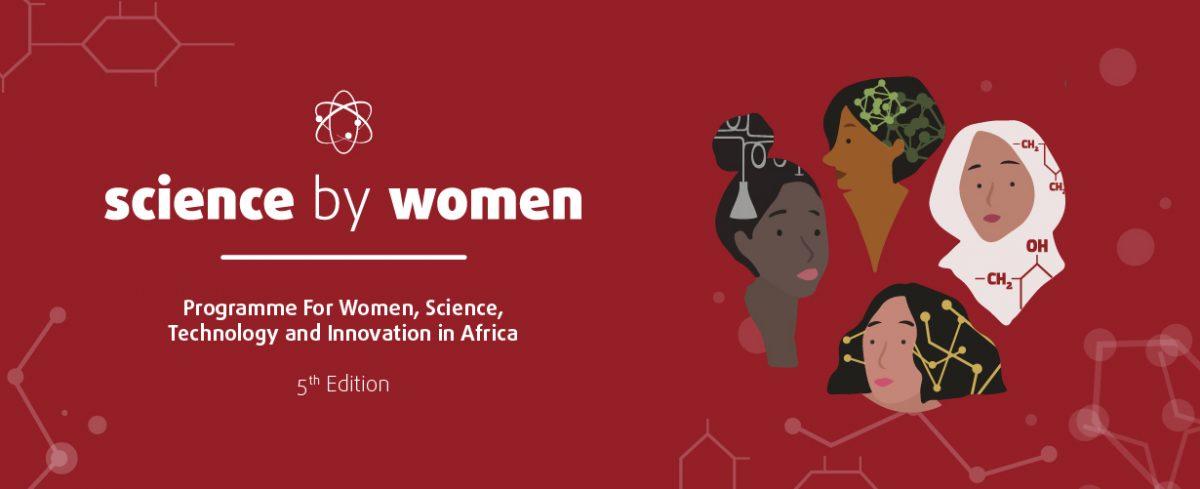 منحة Science by Women