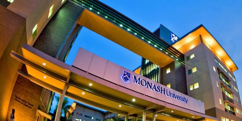 منحة جامعة موناش ماليزيا