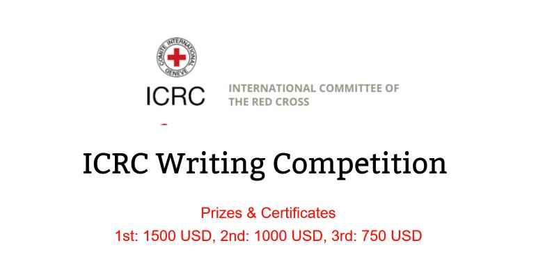 مسابقة اللجنة الدولية للصليب الأحمر للكتابة