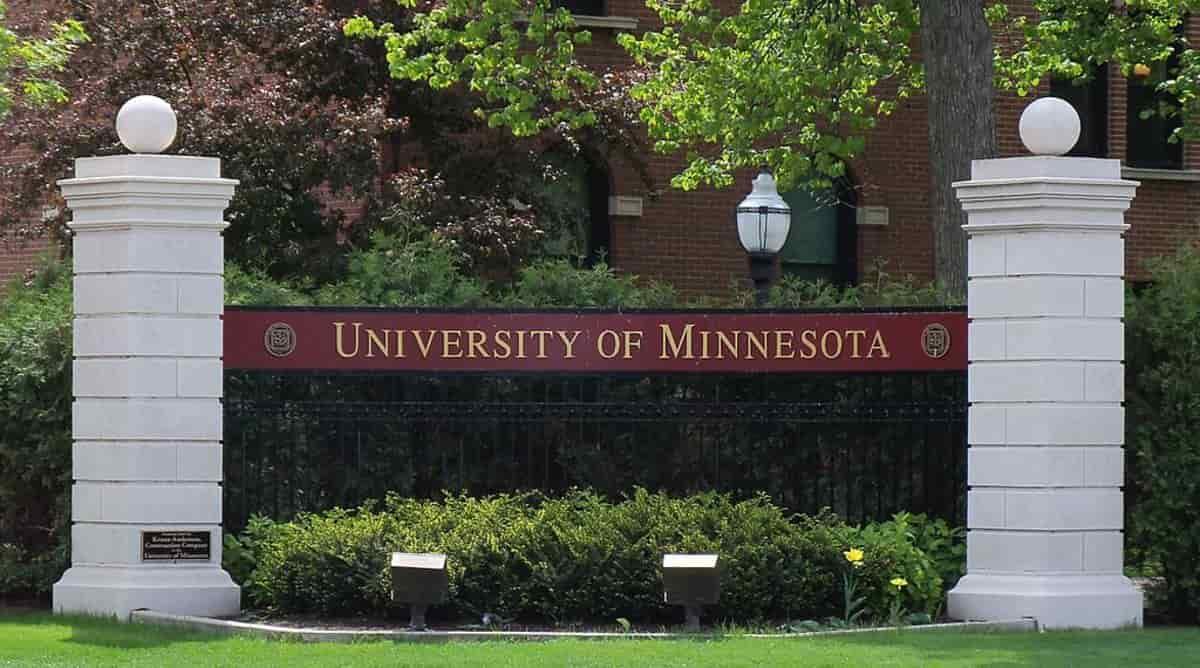 منحة جامعة مينيسوتا