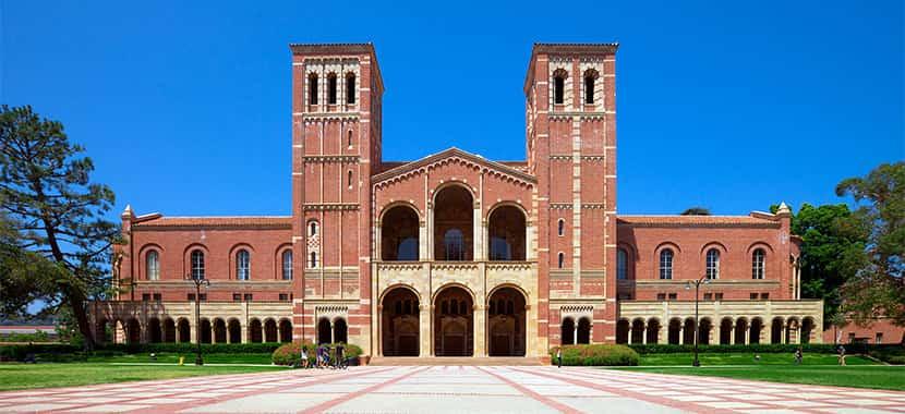 زمالة جامعة كاليفورنيا