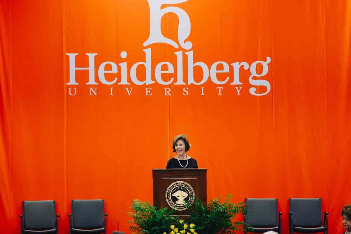 منحة جامعة هايدلبرغ للحصول على البكالوريوس في الولايات المتحدة الأمريكية
