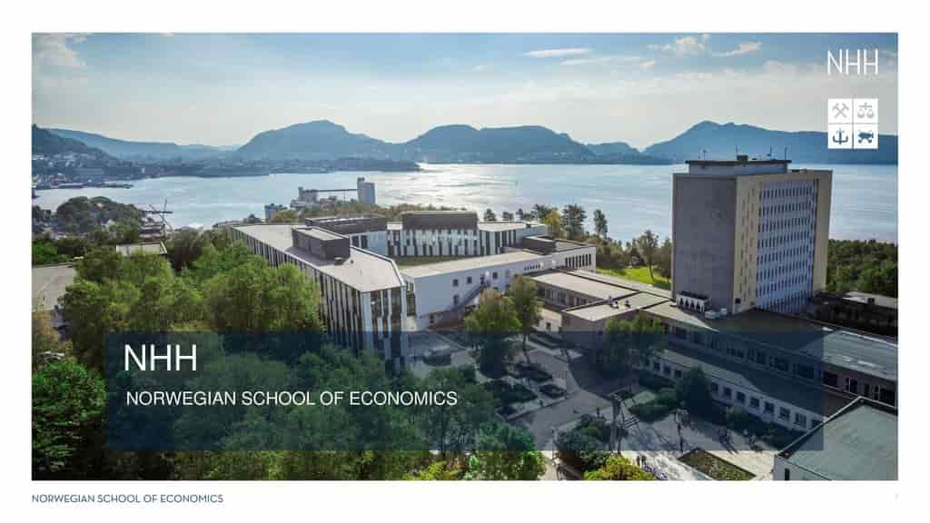 منحة الكلية النرويجية للاقتصاد للحصول على الدكتوراه في النرويج (ممولة بالكامل)