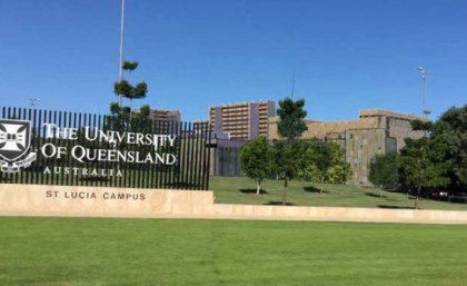 منحة جامعة كوينزلاند للدراسات العليا والبحوث في مجالات الهندسة في أستراليا