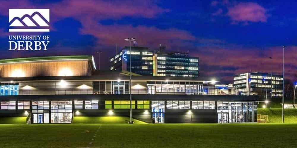 منحة جامعة ديربي لدراسة الماجستير في إدارة الأعمال بالمملكة المتحدة