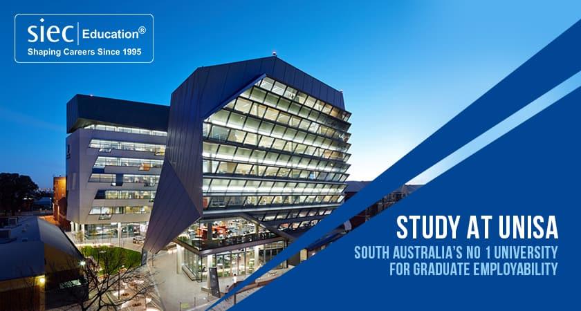 منح جامعة جنوب أستراليا
