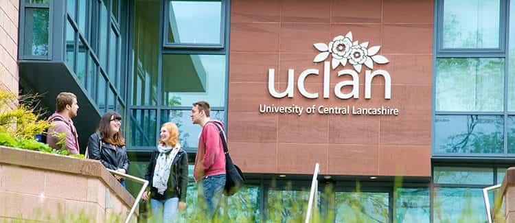 منحة جامعة سنترال لانكشاير للحصول على الدكتوراه في المملكة المتحدة 2020