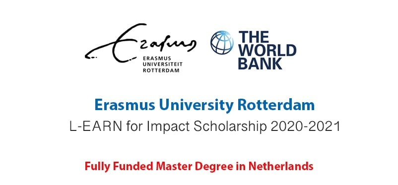منحة جامعة إراسموس روتردام