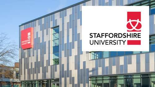 منحة جامعة ستافوردشاير للحصول على البكالوريوس المملكة المتحدة 2020