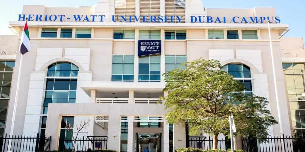 منحة جامعة هيريوت وات بالمملكة المتحدة لدراسة البكالوريوس والدراسات العليا (جزئية)