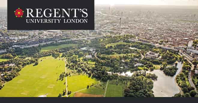 منحة جامعة ريجنت بلندن لدراسة البكالوريوس في المملكة المتحدة 2021