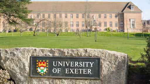 منحة القاسمي للحصول على الدكتوراه من جامعة إكستر بالمملكة المتحدة 2020