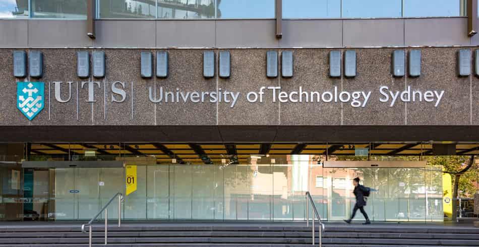 منحة جامعة سيدني للتكنولوجيا UTS في أستراليا للدراسات العليا 2021