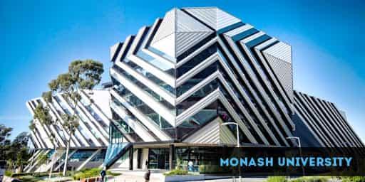 منحة جامعة موناش الأسترالية لدراسة الماجستير والدكتوراه 2020-21 (ممولة)
