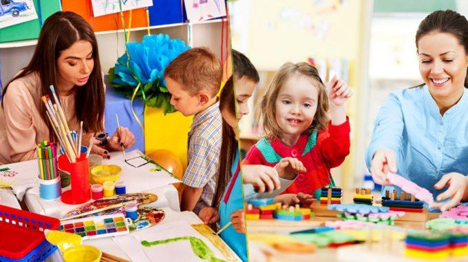 رياض الأطفال - كل ما تريد معرفته عن تخصص رياض الأطفال