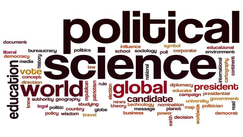 العلوم السياسية - كل ما تريد معرفته عن تخصص العلوم السياسية