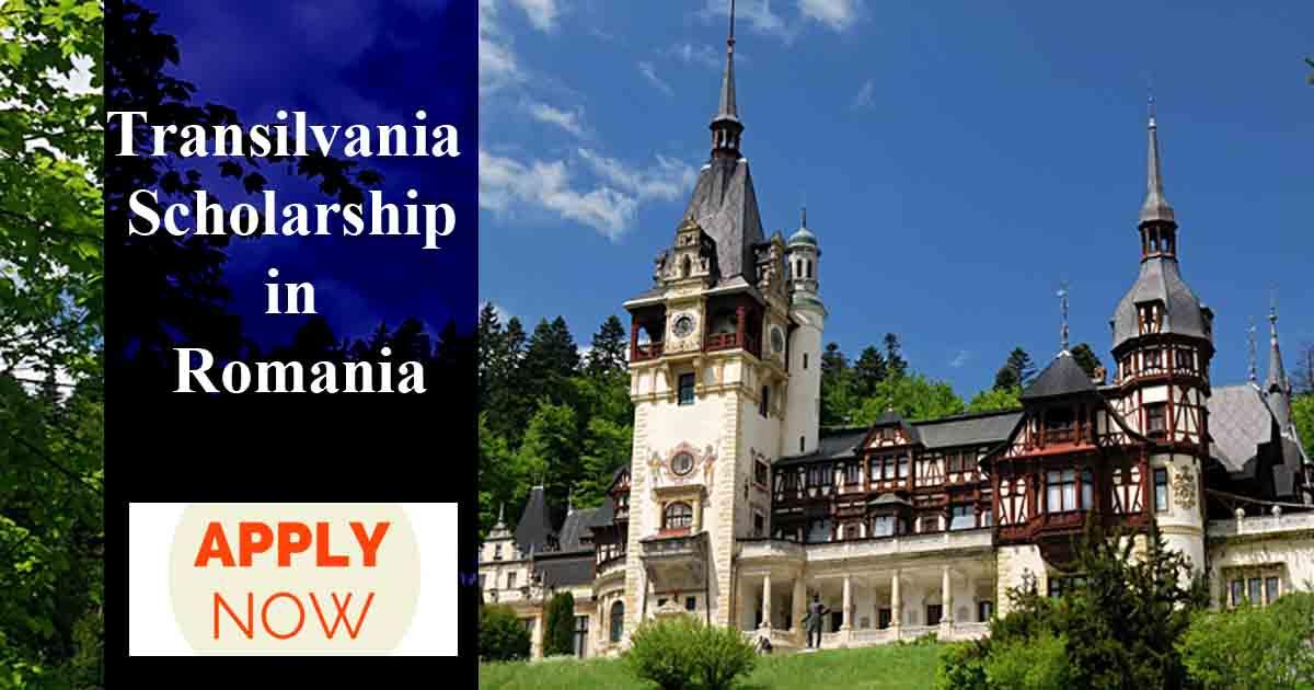 منحة جامعة ترانسلفانيا لدراسة البكالوريوس والماجستير والدكتوراه في رومانيا (ممولة بالكامل)