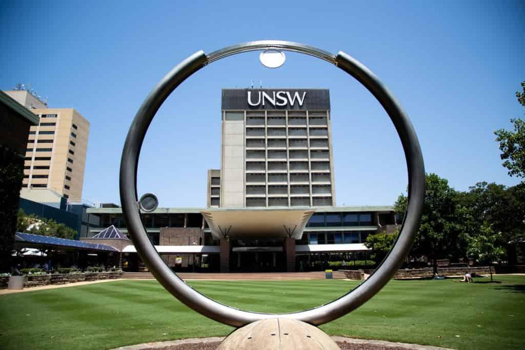 منحة جامعة نيو ساوث ويلز UNSW في أستراليا 2021 للبكالوريوس والدراسات العليا