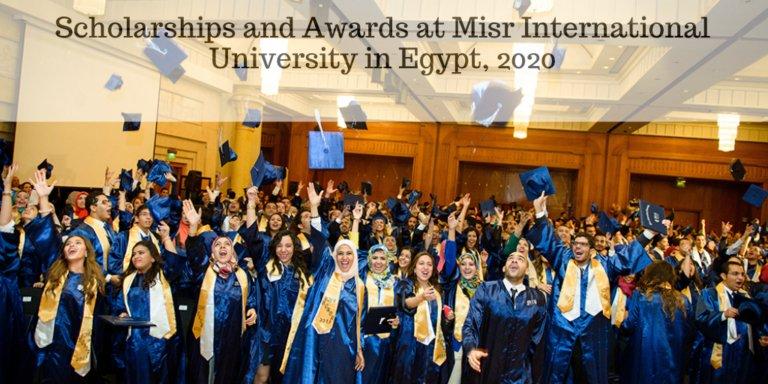 منح جامعة مصر الدولية MIU لطلاب الثانوية العامة لدراسة البكالوريوس 2020-2021