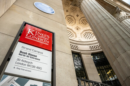 منحة King's College London لدراسة الدكتوراه بالمملكة المتحدة (ممولة بالكامل)