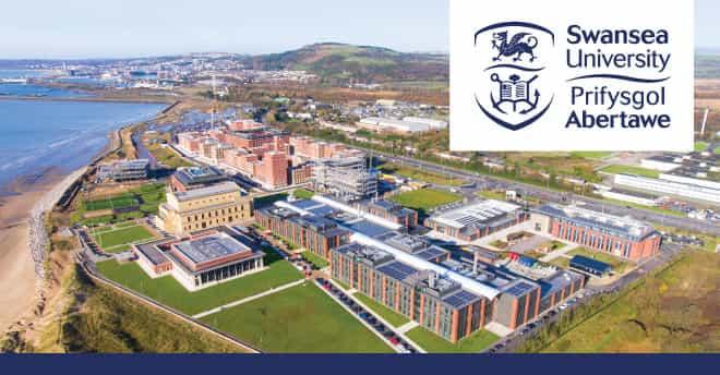منحة جامعة سوانسي لدراسة ماجستير إدراة الأعمال في المملكة المتحدة (ممولة)
