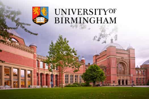 دورات جامعة برمنغهام على الإنترنت 2020 المملكة المتحدة مجانية