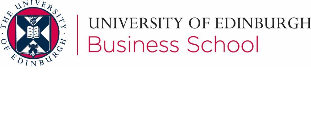 منحة كلية إدارة الأعمال جامعة إدنبرة لدراسة MBA في المملكة المتحدة 2020-2021