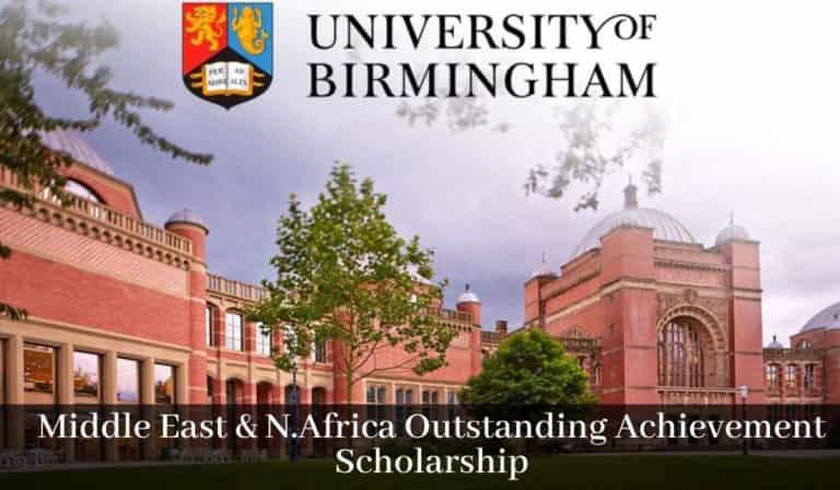 منحة جامعة برمنغهام للشرق الأوسط وشمال إفريقيا لدراسة البكالوريوس بالمملكة المتحدة