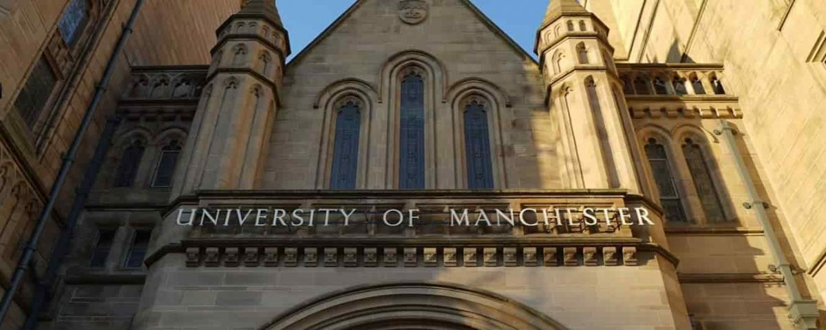 منح دراسية في المملكة المتحدة لدراسة الماجستير في جامعة مانشستر (جزئية)