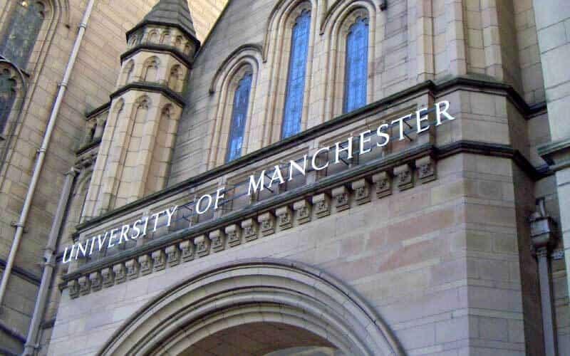 منحة جامعة مانشستر لدراسة الماجستير في الجغرافيا بالمملكة المتحدة (ممولة جزئياً)