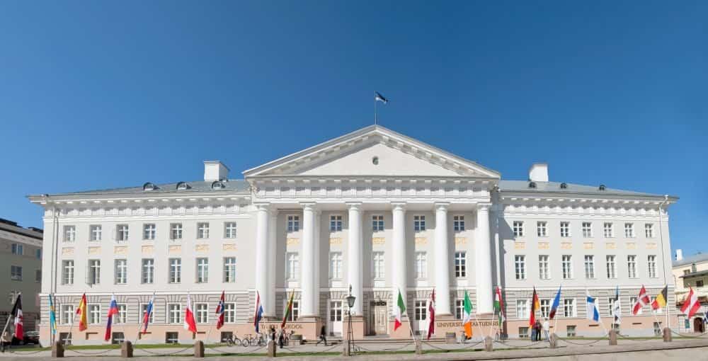 منحة جامعة تارتو في إستونيا لدراسة الدكتوراه في الجغرافيا (ممولة بالكامل)
