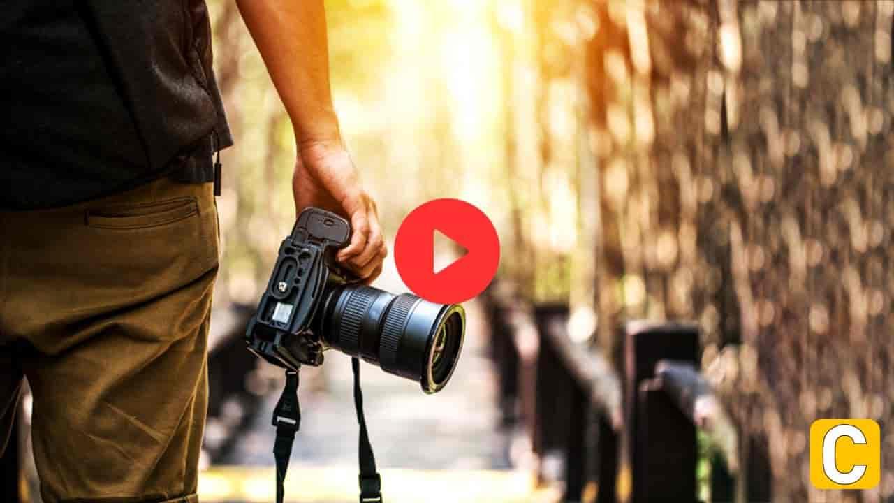 كورس فن التصوير الفوتوغرافي مقدم من منصة كاريرن (شهادة مجانية)
