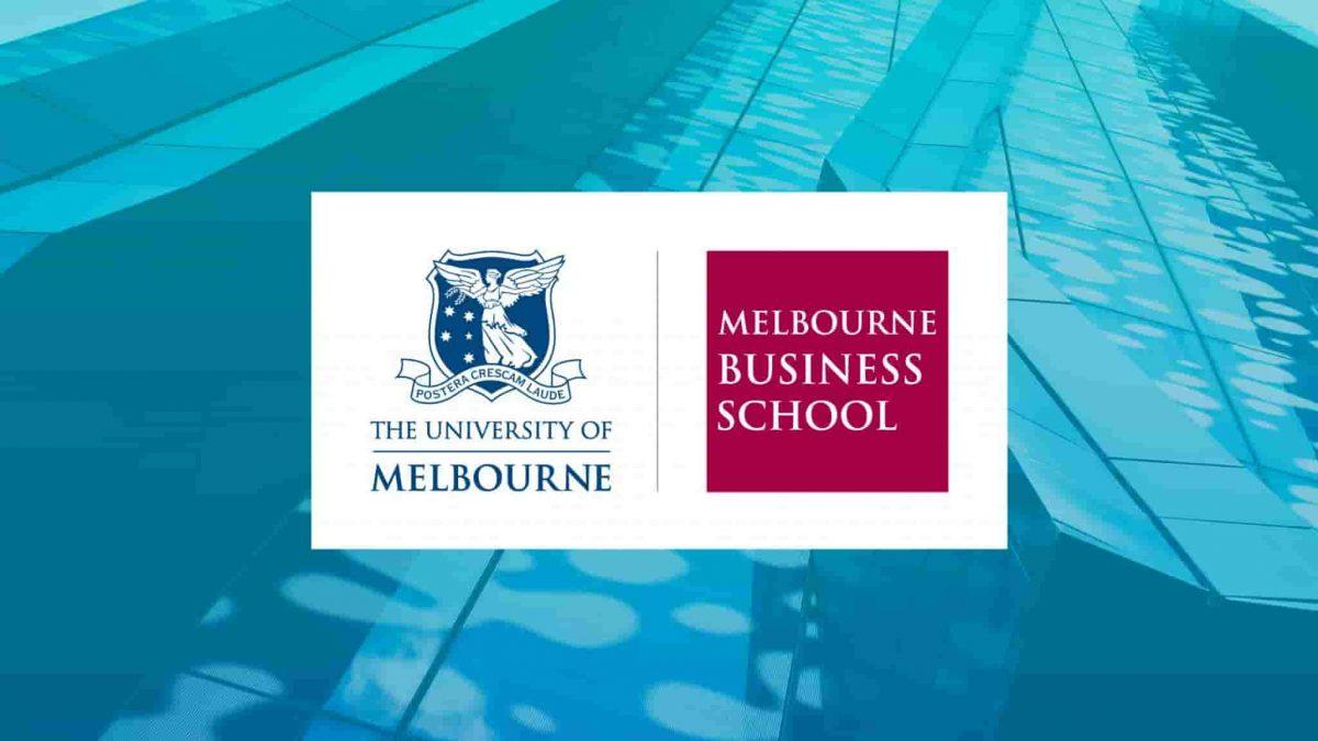 منحة كلية ملبورن للأعمال لدراسة الماجستير في أستراليا