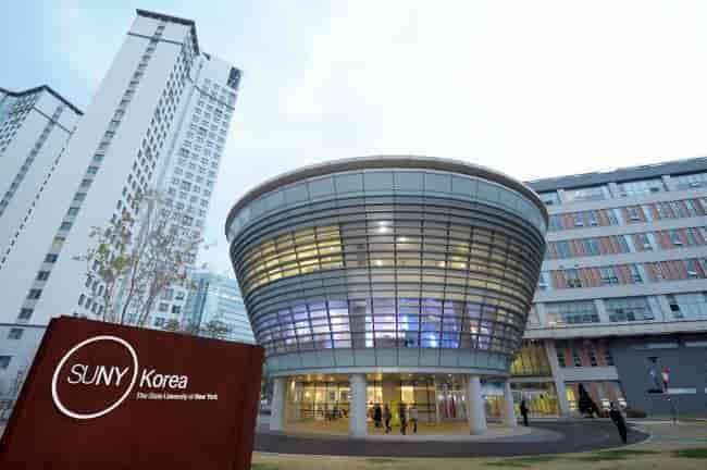 منحة جامعة SUNNY KOREA لدراسة البكالوريوس في كوريا الجنوبية (ممولة بالكامل)