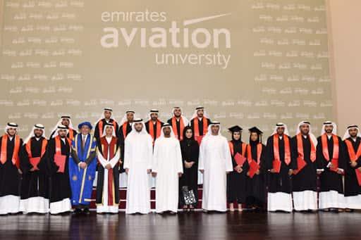 منحة جامعة الإمارات للطيران لدراسة البكالوريوس والدراسات العليا