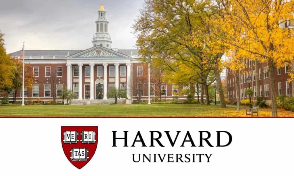 منحة ماجستير إدارة الأعمال في جامعة هارفارد في الولايات المتحدة الأمريكية 2021