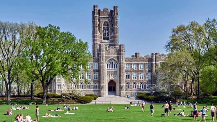 منحة جامعة فوردهام لدراسة البكالوريوس في الولايات المتحدة الأمريكية 2021 (ممولة)