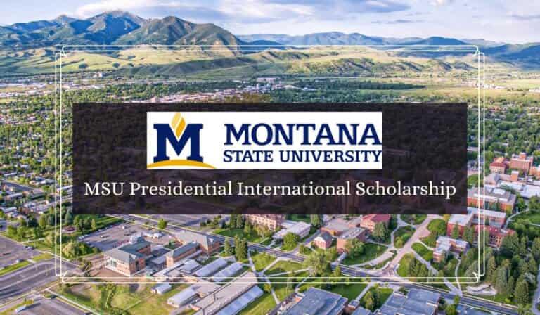 منحة جامعة ولاية مونتانا لدراسة البكالوريوس في الولايات المتحدة الأمريكية 2021