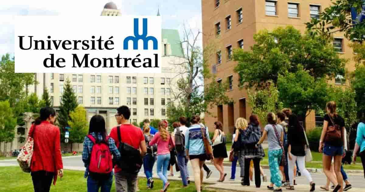 منحة جامعة مونتريال لدراسة البكالوريوس والماجستير والدكتوراه في كندا 2021