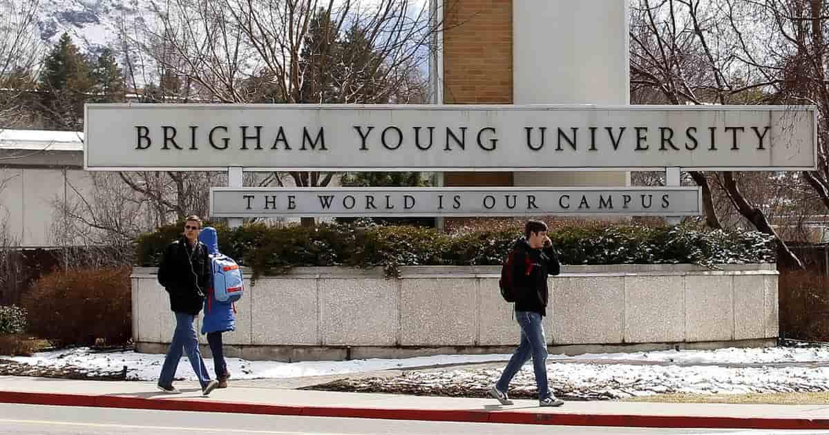 منحة جامعة بريغهام يونغ لدراسة البكالوريوس في الولايات المتحدة الأمريكية 2021