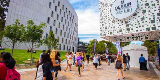 قدم الأن في منحة جامعة ديكين الممولة لدراسة الدكتوراه في أستراليا 2021