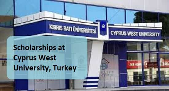 منحة جامعة قبرص الغربية لدراسة البكالوريوس في تركيا 2021