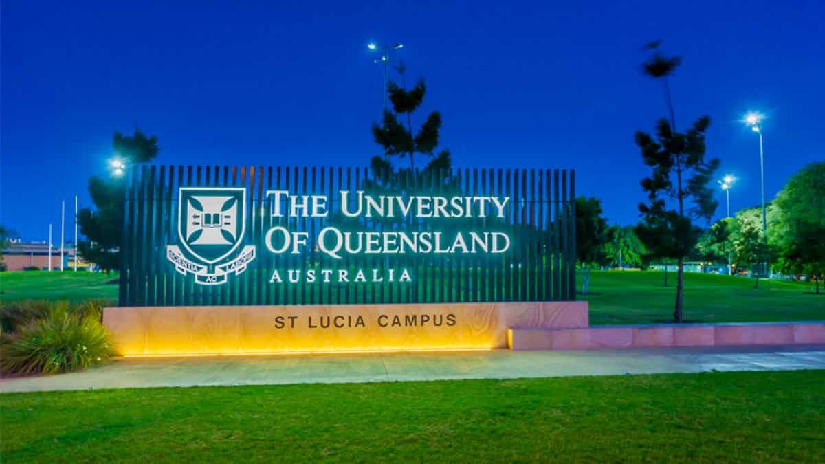 قدم الأن في منحة جامعة Queensland في أستراليا لدراسة البكالوريوس في الهندسة 2021