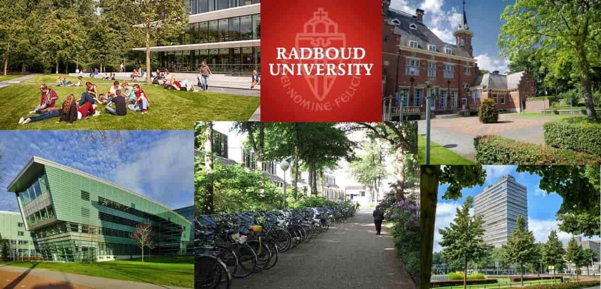 منحة جامعة رادبود للحصول على الماجستير في هولندا 2021 (ممولة بالكامل)