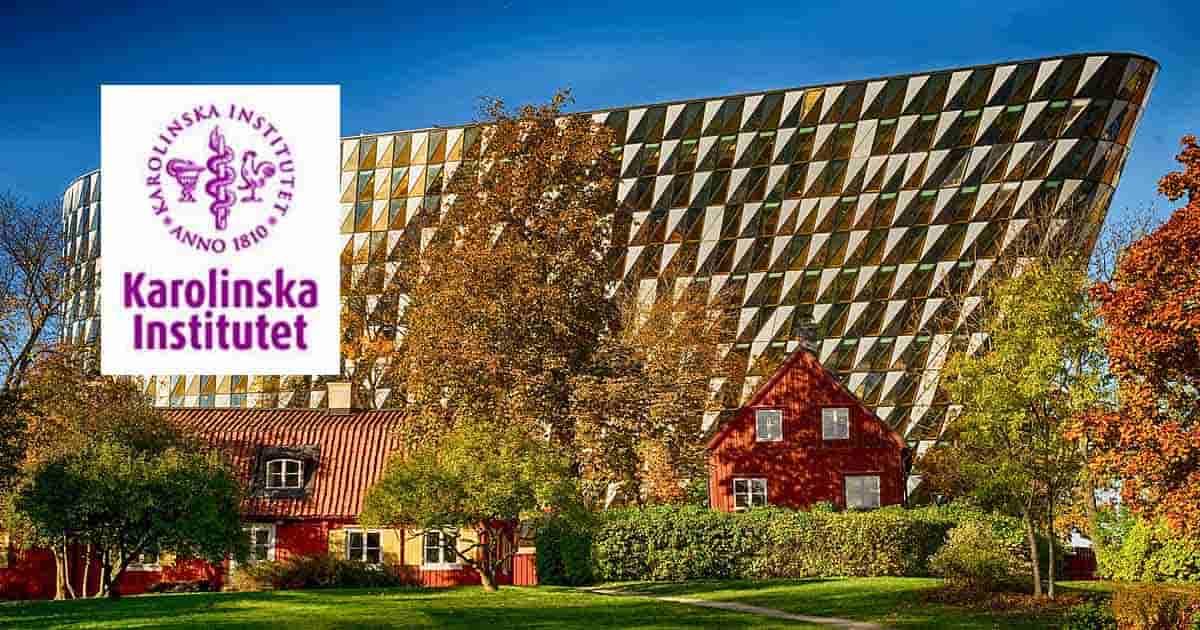 منحة معهد كارولينسكا Karolinska Institutet لدراسة الماجستير في السويد 2021