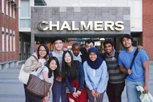 منح جامعة تشالمرز للتكنولوجيا IPOET لدراسة الماجستير في السويد 2021