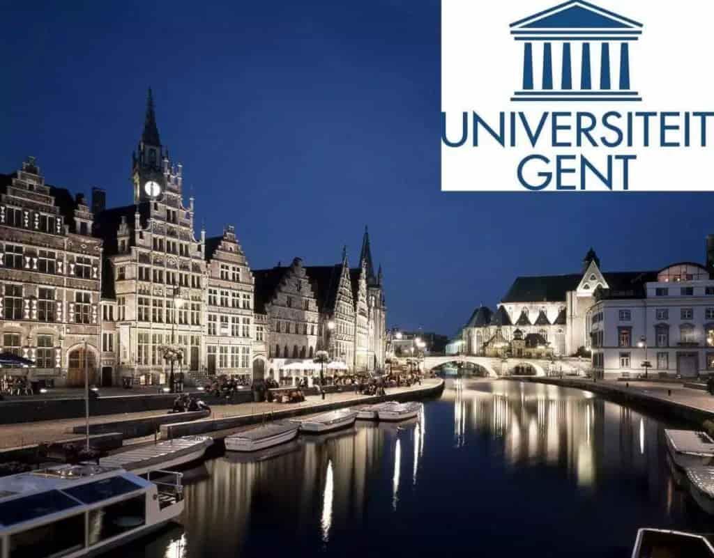 منحة جامعة غنت للحصول على الدكتوراه في بلجيكا 2021 (ممولة)