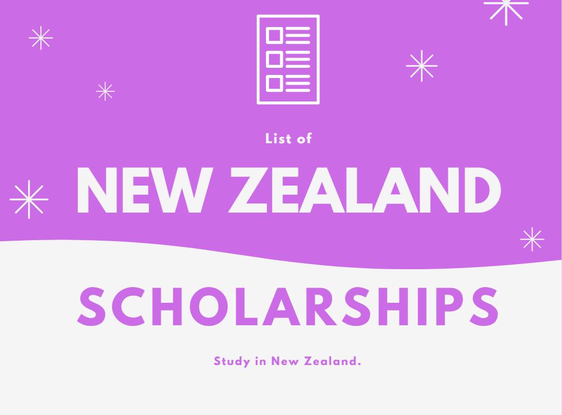 منح دراسية في نيوزيلندا للطلاب الدوليين | الدراسة في نيوزيلندا