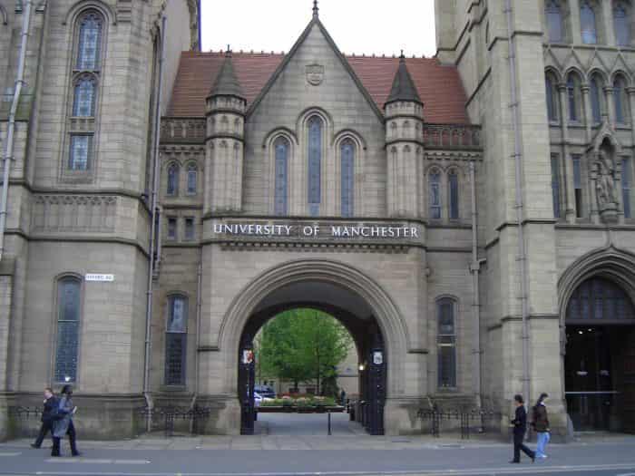 منح جامعة مانشستر الممولة للحصول على الدكتوراه في المملكة المتحدة 2021
