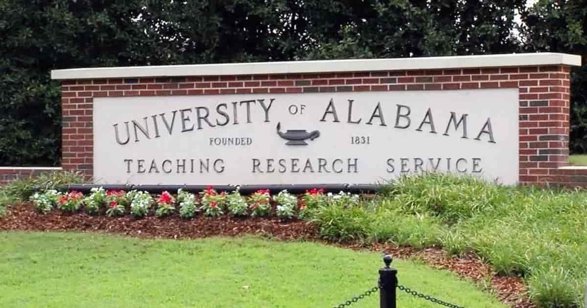 منح جامعة ألاباما لدراسة البكالوريوس في الولايات المتحدة الأمريكية 2021